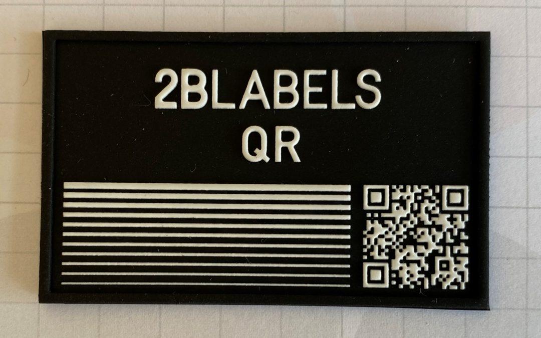 Tu logo con código QR