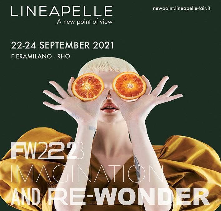 Lineapelle Milan, septembre 2021, pav.22 stand T08